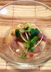 ホッキ貝の酢味噌和え♪手作り酢味噌