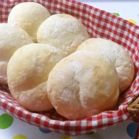 HBで簡単★ハイジの白パン