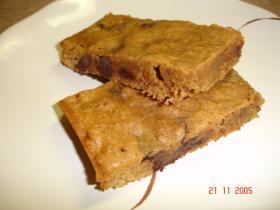 Cappuchino Brownies