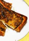 時短磯の香り漂ぅ海苔佃煮のバタートースト