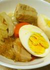 高野豆腐と春雨のすき煮