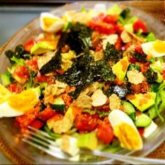 美と健康に効く15品目サラダ