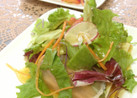 豆腐とアボカドの生ハム巻き❀サラダ仕立て