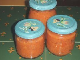 簡単でおいしい柿ジャム