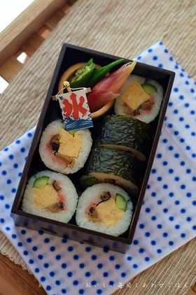 巻き寿司に♪椎茸とかんぴょうの甘煮