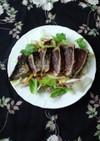 サラダクラブde鰹のたたき柚子胡椒味♬