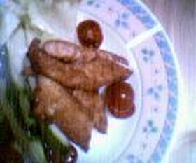 鶏ささみのチーズスティック揚げ