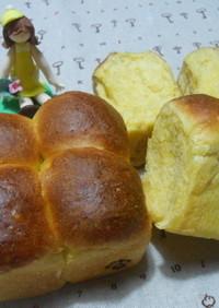 ホシノ天然酵母☆人参ちぎりパン