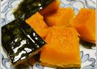 白だしdeかぼちゃの煮物