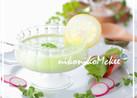 アボカドの冷製ポタージュスープ美容仕様