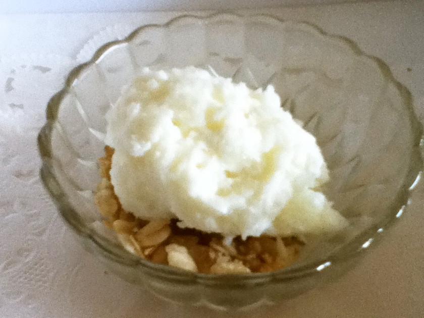 【卵・生クリ不要】材料3つアイスクリーム