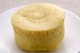 大豆粉でクリームチーズのふわふわケーキ