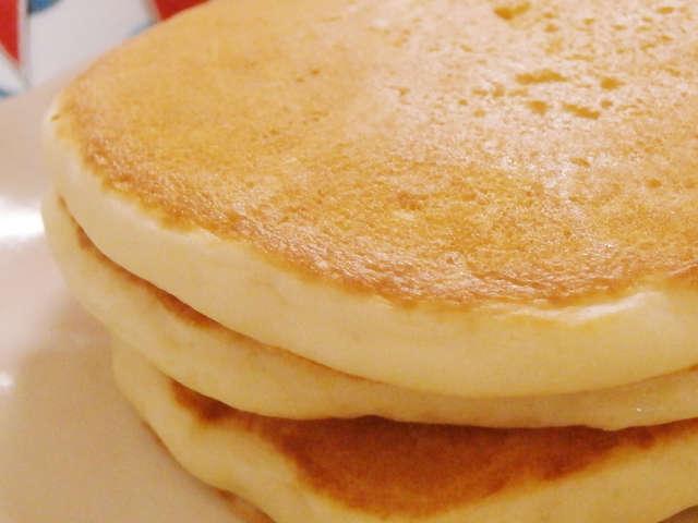 パンケーキ レシピ