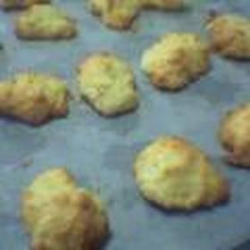 サクフワ☆チーズクッキー