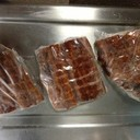 とりあえず冷凍☆鰻の蒲焼き保存、解凍方法