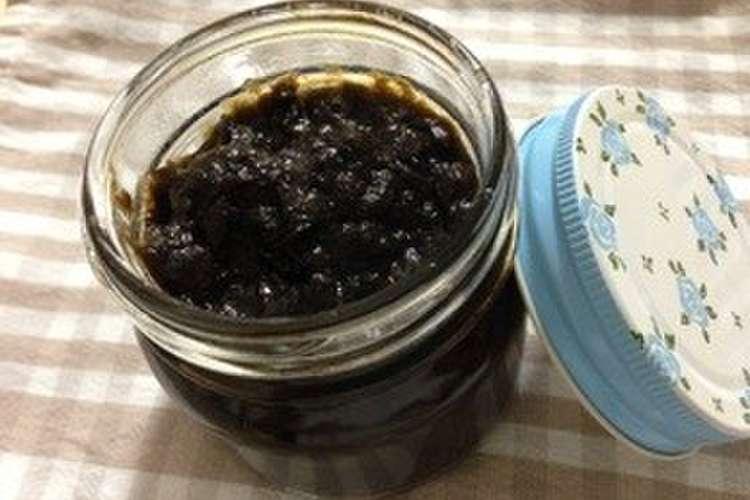 海苔 の 佃煮 レシピ