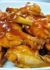 鶏手羽元のケチャップ煮