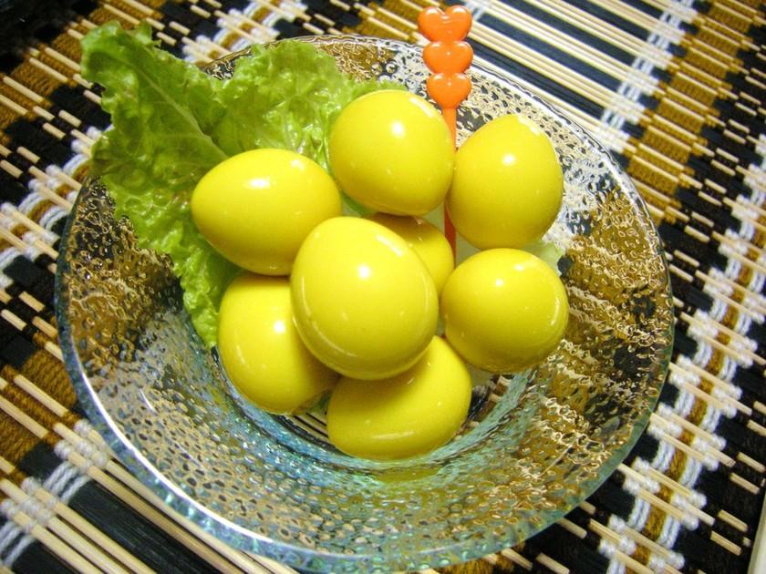 ❤うずらの卵のカレーピクルス❤