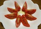☆超簡単☆ トマトのオリーブオイルサラダ
