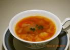 ケチャで簡単♪☆野菜スープ☆