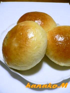 私的★基本のパン生地