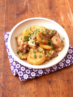 鶏と里芋の煮物