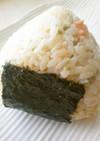 おにぎり:鮭マヨ