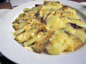 簡単!鱈とジャガイモのチーズ焼き