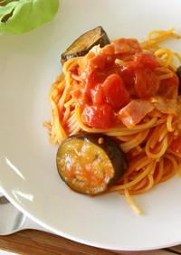 鍋いらずシリーズ『トマトソースパスタ』
