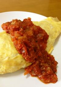 塩糀昆布の万能トマトソース