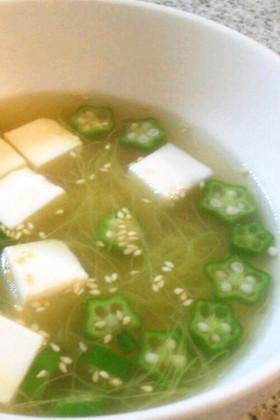 トウモロコシのヒゲスープ