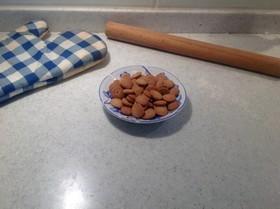 ボーロ風 **さくさくクッキー**