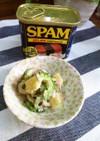夏野菜スパムサラダ