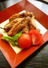 鶏手羽スペアリブ甘辛焼