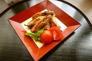 鶏手羽スペアリブ甘辛焼の写真