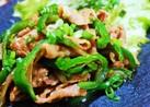 野菜たっぷり豚の生姜焼き