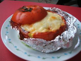 トマトカップリゾット