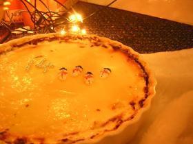 おばあちゃんのベークドチーズケーキ