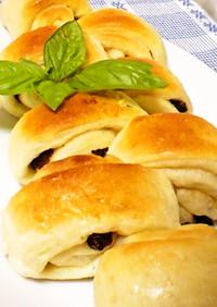 ホエ~でふわふわ☆簡単手作りパン♪