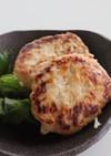 鶏ミンチ+塩麹de夏休みランチハンバーグ
