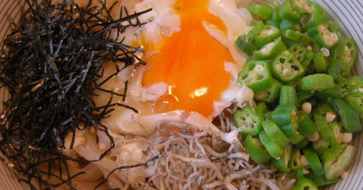 コンニャク麺入りヘルシーぶっかけうどん by エルモママ [クックパッド] 簡単おいしいみんなのレシピが237万品