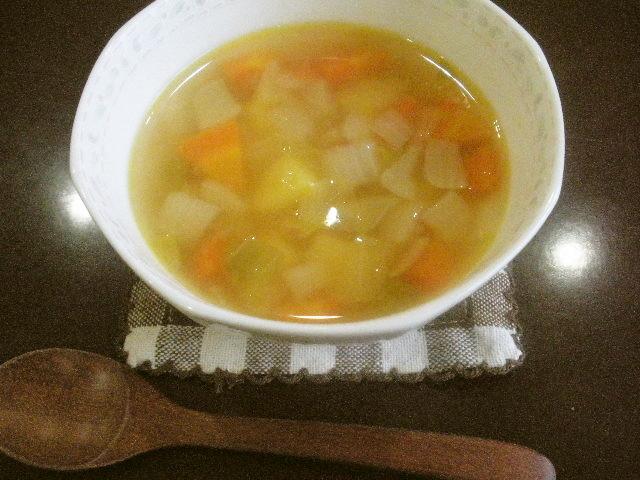 野菜たっぷり♥野菜スープ♥体ぽかぽか~