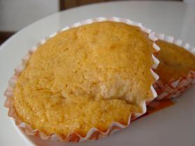 ★ホットケーキミックスと野菜ジュースのバナナケーキ★