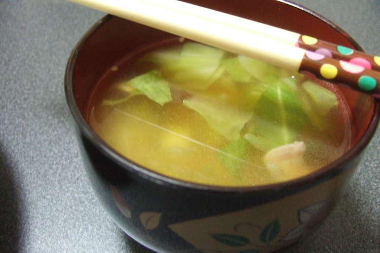 作り方 の コンソメ スープ