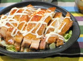 簡単♪ 鶏照り焼き&鶏照り焼き丼