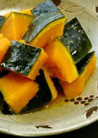 (σ゚∀゚)σ♫南瓜の煮物★バター醤油煮
