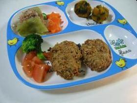 ホクホク・サクサク☆さといもコロッケ(卵、小麦、牛乳、大豆不使用)