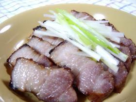 ★オーブントースターで簡単焼き豚★