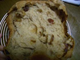 レーズン&くるみパン