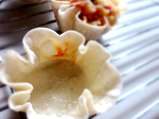 餃子 の 皮 を 使っ た レシピ